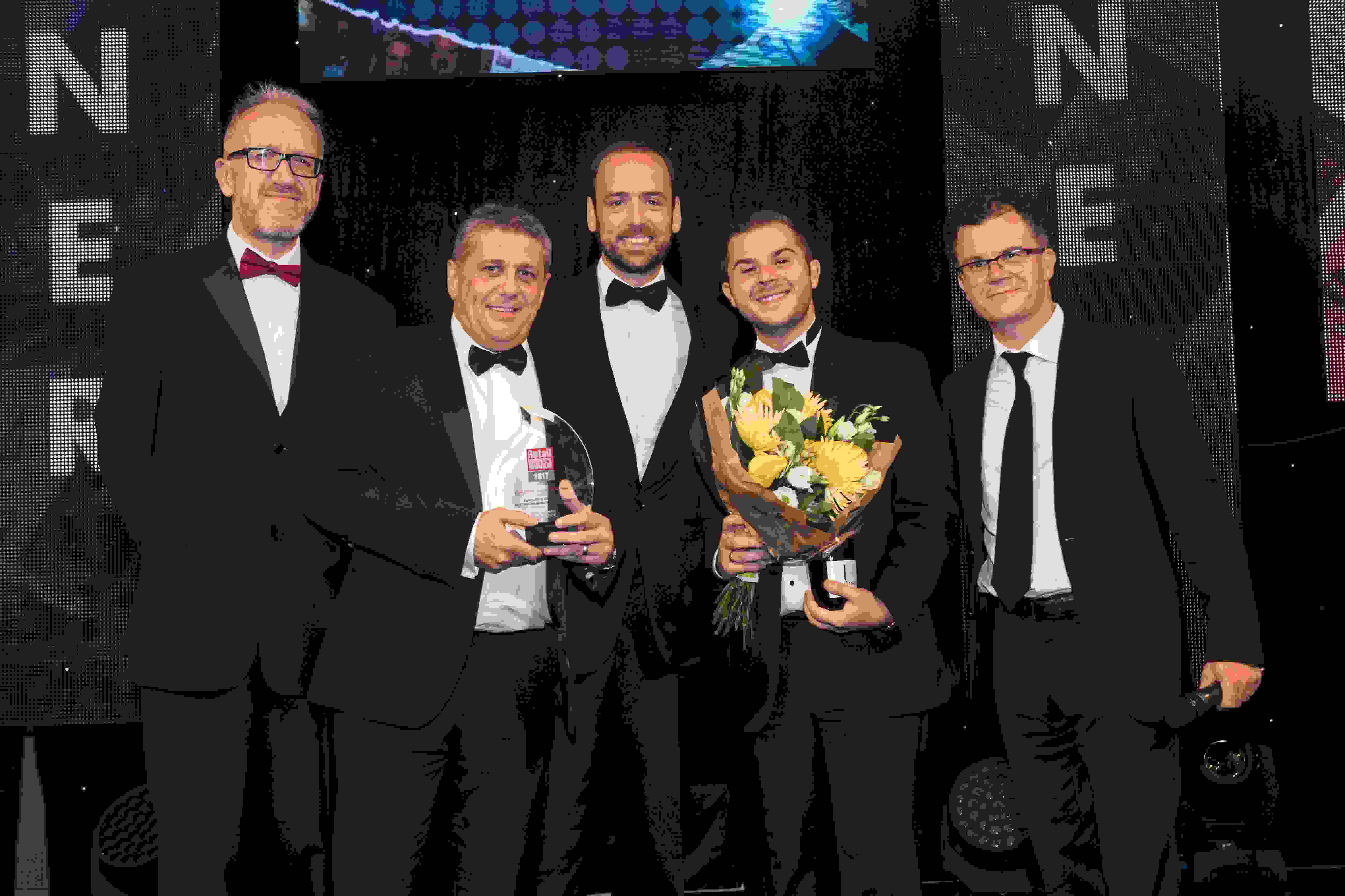 Post Office success at Retail Industry Awards